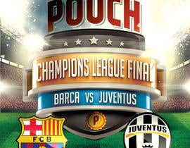 amprodzz tarafından Design a Flyer for Restaurant Screening Champions League Final için no 11
