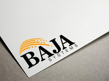 #270 for Baja Systems Logo Design af zubidesigner