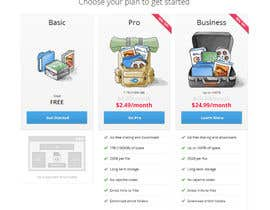 #3 untuk Create a Wordpress Page for Pricing oleh bhthanh94