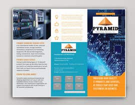 #14 for Design a tri-fold Brochure in MS publisher by jeanniefreelance