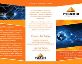 #15 for Design a tri-fold Brochure in MS publisher by fardiaafrin