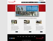 Graphic Design Contest Entry #37 for Wordpress Theme Design for Synergist SCADA INC