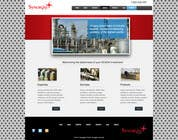 Graphic Design Contest Entry #18 for Wordpress Theme Design for Synergist SCADA INC