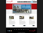 Graphic Design Contest Entry #13 for Wordpress Theme Design for Synergist SCADA INC