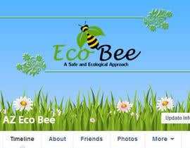 #20 for Design a Facebook Cover and Profile Pic for AZ Eco Bee af zubair141