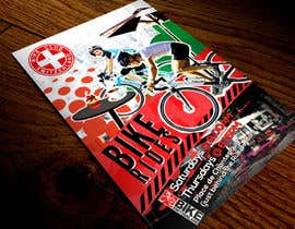#30 untuk Design a Flyer for Bike Rides oleh mirandalengo