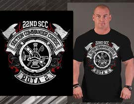 #34 cho Design a T-Shirt for 22nd SCC bởi blackhordes