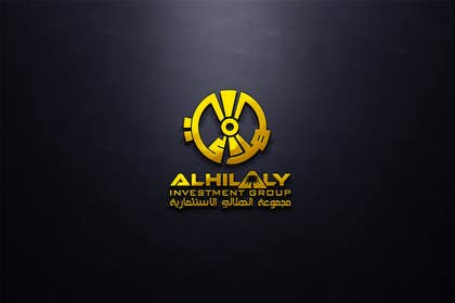 #55 untuk Design a Logo for ALHILALY INVESTMENT GROUP oleh thelionstuidos