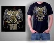 Design a Mens or Womens MMA style T-Shirt için Graphic Design38 No.lu Yarışma Girdisi