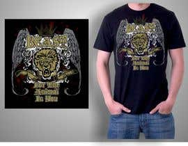 #38 untuk Design a Mens or Womens MMA style T-Shirt oleh lowendmadness