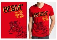 Graphic Design Kilpailutyö #17 kilpailuun Design a Mens or Womens MMA style T-Shirt
