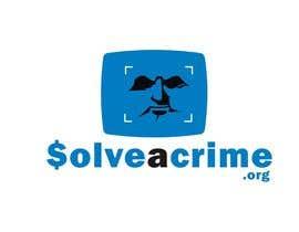 Nro 628 kilpailuun Design a Logo for solveacrime.org käyttäjältä nirajrblsaxena12