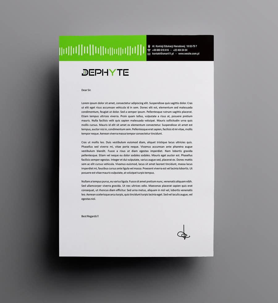 Bài tham dự cuộc thi #17 cho Ich benötige ein grafisches Design for a letter header