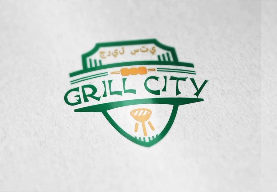 Kilpailutyö #27 kilpailussa Design a Logo for Grilled Food Restaurant
