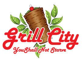 #11 cho Design a Logo for Grilled Food Restaurant bởi ouzhanouz