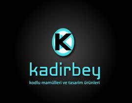 nº 12 pour Design a Logo for kadirbey (it is a software company) par StoneArch