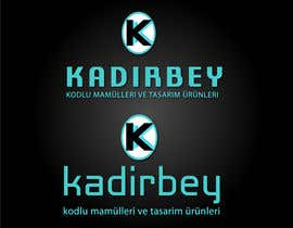 #22 para Design a Logo for kadirbey (it is a software company) por StoneArch