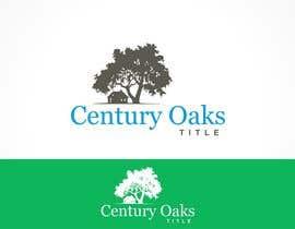 #87 untuk Design a Logo for Century Oaks Title oleh creazinedesign