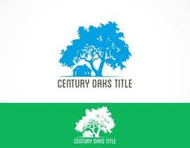 #89 untuk Design a Logo for Century Oaks Title oleh creazinedesign