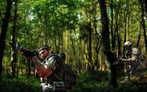 Bài tham dự #5 về Graphic Design cho cuộc thi Soldiers VS Terrorists Concept Art