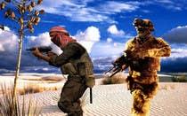 Bài tham dự #7 về Graphic Design cho cuộc thi Soldiers VS Terrorists Concept Art