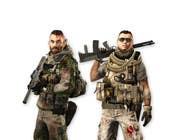 Bài tham dự #11 về Graphic Design cho cuộc thi Soldiers VS Terrorists Concept Art