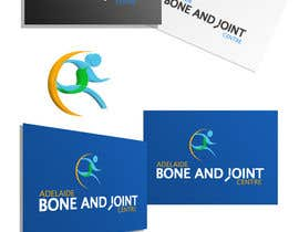 #63 para Design a Logo for Adelaide Bone and Joint Centre por pong10