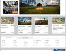 #4 para Design a Website Mockup por krishga54