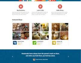 #1 para Design a Website Mockup por yoonpa