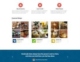 yoonpa tarafından Design a Website Mockup için no 5