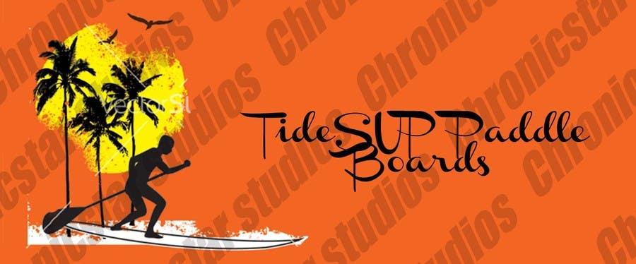 Bài tham dự cuộc thi #2 cho Logo for Paddle Board fo our company