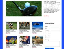#50 for Urubo Golf Design by AbharanBanerjee