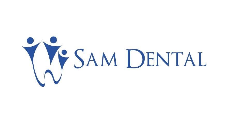 Contest Entry #17 for Sam Dental Logo