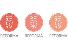 #52 para Design a Logo for a boutique fitness studio called 'Reform' por vialin