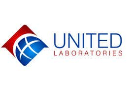 "#10 untuk Design a Logo for ""United Laboratories"" oleh Spookymonsta"