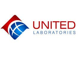 "#14 untuk Design a Logo for ""United Laboratories"" oleh Spookymonsta"
