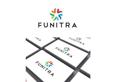 #198 untuk Designa en logo for Funitra oleh deztinyawaits