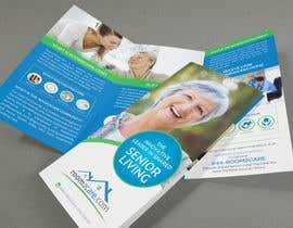 #24 cho Design a Brochure for trifold brochure bởi DEZIGNWAY