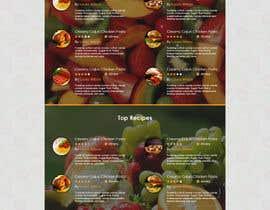 muhamedibrahim25 tarafından Food Website Design için no 12