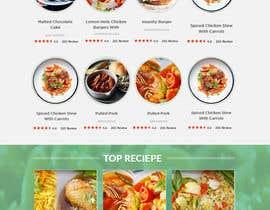 lassoarts tarafından Food Website Design için no 46