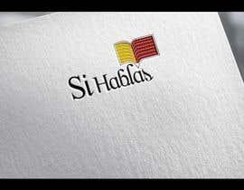 Med7008 tarafından Design a LogoS for   SI HABLAS için no 31