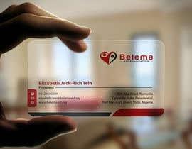 Nro 14 kilpailuun Design some Business Cards for NGO käyttäjältä mamun313