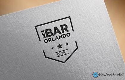 "#216 for Bar Logo - ""SIDEBAR"" af SergiuDorin"