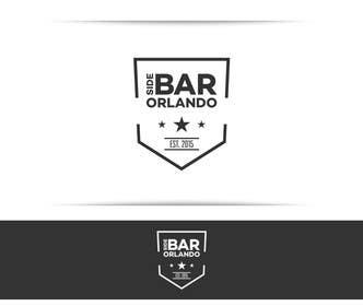 """SergiuDorin tarafından Bar Logo - """"SIDEBAR"""" için no 217"""