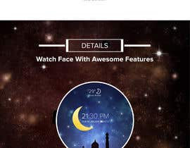 #10 for Islamic Android Watch design by photogra