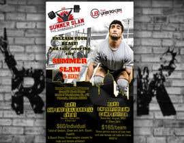 adidoank123 tarafından Design an Poster for a Fitness Event için no 12