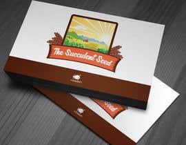 #101 untuk Design a Logo for The Succulent Seed oleh sandwalkers