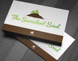 #102 untuk Design a Logo for The Succulent Seed oleh sandwalkers
