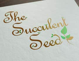 #115 for Design a Logo for The Succulent Seed af gurusinghekancha