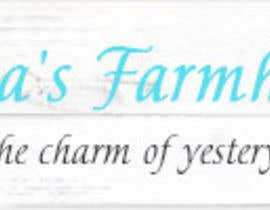 #84 cho Design a Banner for Maria's Farmhouse bởi RomanTupolev